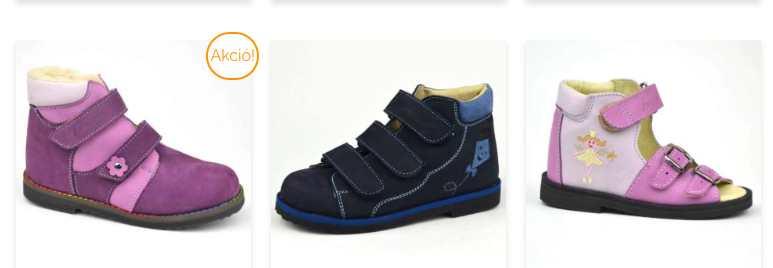 salus cipők